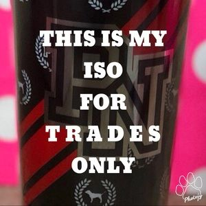 Iso listing for trades ONLY!!!